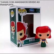 Ariel Pequena Sereia Funko Pop - Pronta Entrega
