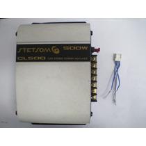 Amplificador De Potência Stetsom Cl500 2 Ch 70w Rms