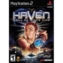 Jogo Haven Call Of The King Para Ps2 Lacrado E Original