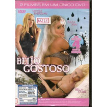 Dvd - 2 Em 1 - Beijo Gostoso E Louca Paixão - Pornô