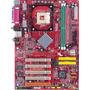 Placa Mãe Ms-7043 + Sata Celeron D Pentium 4 Ate 3.4ghz