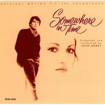 John Barry Somewhere In Time = Trilha Ost (import) Cd Novo