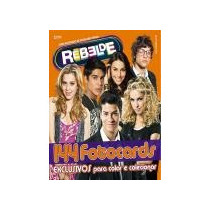 Album Rebelde Fotocards Completo