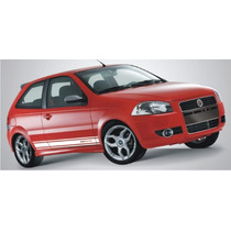 Faixa / Kit Adesivo Fiat Abarth - Tuning, Personalização,