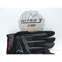 Luva X11 Motociclista Nitro 3 - Original - Promoção