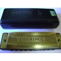 Gaita Hering Jefferson Gonçalves - Excelente Instrumento