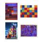 Paul Klee - (obras) Ímãs De Geladeira (magnetos)
