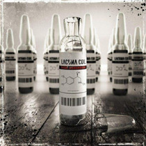 Cd Lacuna Coil Dark Adrenaline [eua] Novo Lacrado