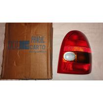 Lanterna Traseira Corsa 2 Portas 94 A 99 Novo Gm M.carto Ld