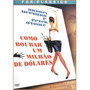 Audrey Hepburn Em Como Roubar 1 Milhão De Dólares - Lacrado