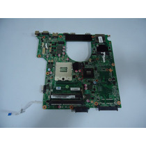 Placa Mãe Do Notebook Itautec Infoway W7535 - W240humb-0d