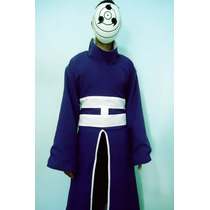 Capa Tobi Rinnegan/akatsuki/naruto/fantasia/r$130,00