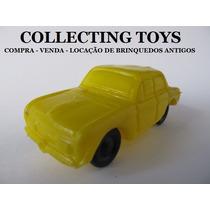 Brinquedo Antigo - Volkswagen 1600 - Zé Do Caixão - Bolha