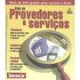 Guia De Provedores E Servi�os
