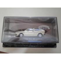 Miniatura Carros Inesqueciveis Do Brasil Volkswagen Gol Bx