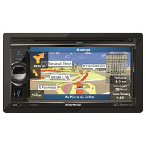 Dvd Player Positron Sp8960 Nav C/ Entr Usb, Bluetooth E Gps