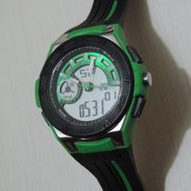 Relógio Analógico/digital Orient Xgames Xmppa063 Cronógrafo