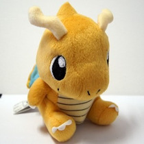 Pelúcia Pokemon Dragonite - Nintendo - Banpresto 15 Cm
