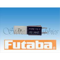 Cristal Futaba De Transmissor Fm 72.790 Ch50 Genuino!!