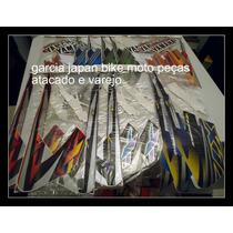Jogo Adesivo Xtz 125 2003-2010 Completo