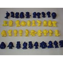 Panini 40 Bonecos Pequenos H Formato Geloucos