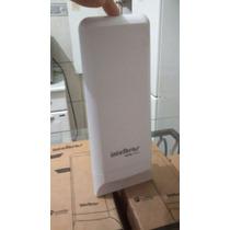 Cpe Nano Intelbras Wom 5000 5.8ghz Antena 12dbi Nanostation