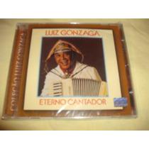 Cd - Luiz Gonzaga Eterno Cantador