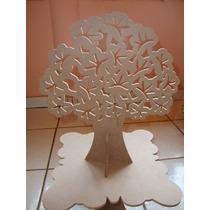 Árvore Em Mdf Para Decoração Mesa Festa