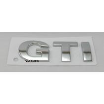 Emblema Gtivwg3cromado Gol Parati Saveiro Golf Vm Auto
