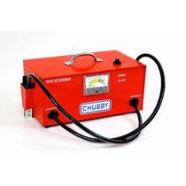 Testador De Bateria E Sistema De Carga, Chubby C/amperimetro