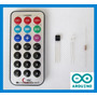 Kit Emissor Receptor Infravermelho Ir +controle +cod Arduino