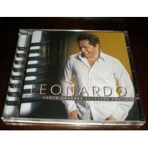 Cd Leonardo Canta Grandes Sucessos Vol 2 Usado