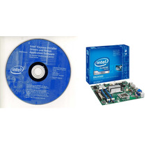 Cd Drivers Placa Mãe Intel Dg35ec - Original
