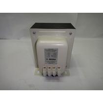 Transformador Para Refletor De Piscina 12vac 120w Fio Cobre