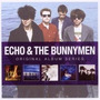 Echo & The Bunnymen - Original Album Series | Novo [ 5 Cds ]