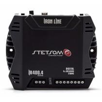 Módulo Stetsom Ir400 Duos Amplificador Ir-400.4 Canais 400w