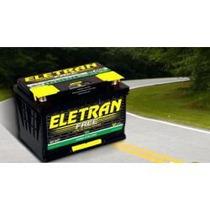 Bateria 60 Amperes Eletran Selada - Sem Manutenção