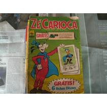 Gibi Ze Carioca N°1463 Ano1979