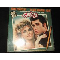 Grease - Lp Duplo Anos 70