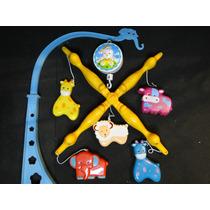 Mobile Giratorio Disney Carneirinhos Musica Ninar P/ Berço