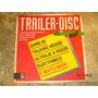 Compacto Trailer Disc Bizz (8?) C/ Ultraje Gang 90 Harppia