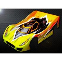 Bolha 1/8 Rally Game (inferno Gt / Gt2, Ofna Dm1 Spec, Serpe
