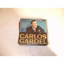 Compacto Carlos Gardel, Mi Buenos Aires,dia Que Me Queiras