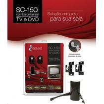 Suporte Tv 19 A 71 Universal C/suporte Acessorios Sc150i
