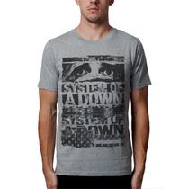 Camiseta System Of A Down Blusas Moletom Regatas Bandas Rock