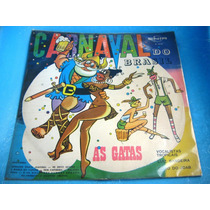 Lp Carnaval As Gatas Luiz Bandeira Joab Vocalistas Tropicais