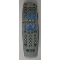 Controle Remoto Para Som System Gradiente As-60/3 Cr Gs-60