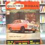 Revista Quatro Rodas - Nº 10 Ano 1 - Maio 1961 - Raríssima