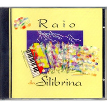 Cd Raio Da Silibrina - 1994 - Silvânia Aquino
