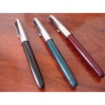 Caneta Tinteiro Modelo / Design 51-novas Com Garantia
